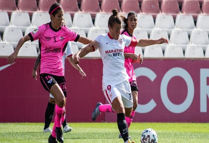 Primera Iberdrola: Sevilla consiguió su primera victoria tras golear 4-0 a Sporting de Huelva