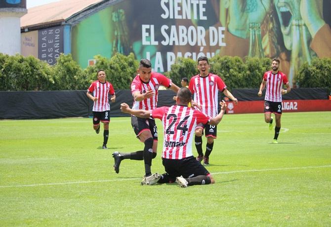En la Videna, Unión Huaral se impuso ante Coopsol por 2-0 con goles de Rolando Díaz y Carlos López