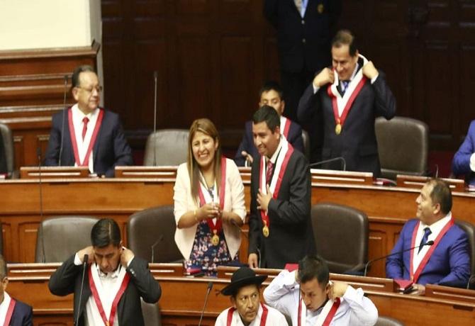 Ex congresistas de Acción Popular y UPP crearon nueva bancada parlamentaria