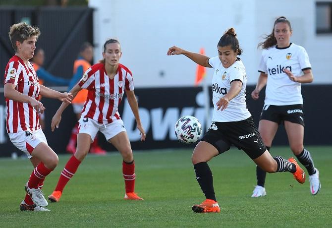 Primera Iberdrola: Valencia y Athletic igualaron 1-1 en Paterna
