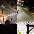 Treinta hombres armados invaden ciudad y asaltan un banco en Brasil