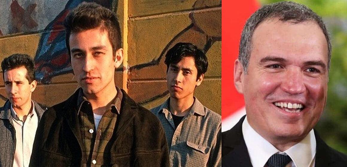 """Salvador del Solar dirigirá una serie basada en la banda chilena """"Los Prisioneros"""""""