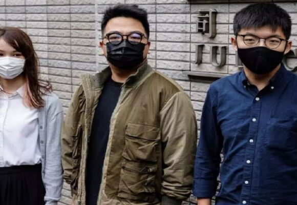 Opositores hongkoneses fueron condenados a prisión por participación en protesta no autorizada