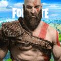 Kratos llega a Fortnite en la nueva temporada