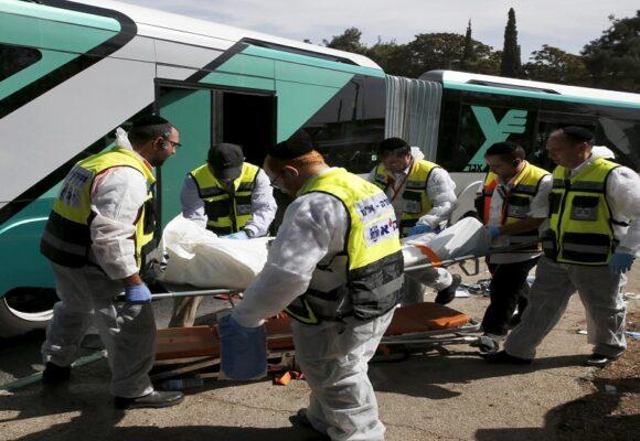 Dos palestinos fueron asesinados en un puesto de control militar israelí