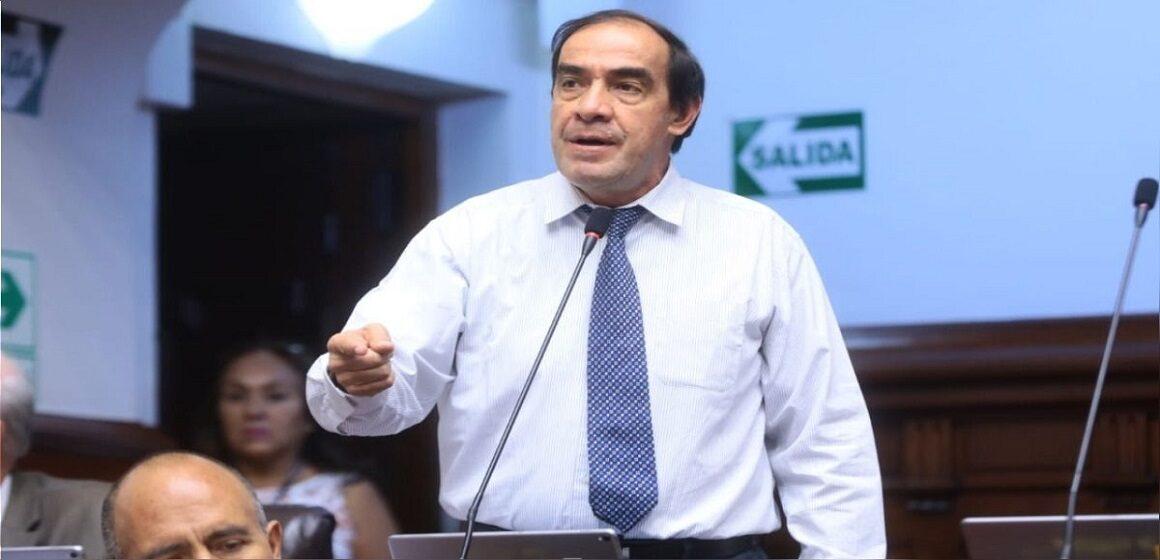 Yohny Lescano será el candidato presidencial de Acción Popular en 2021