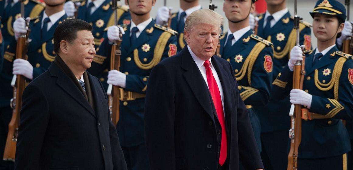 China sanciona a 28 funcionarios de la administración de Trump