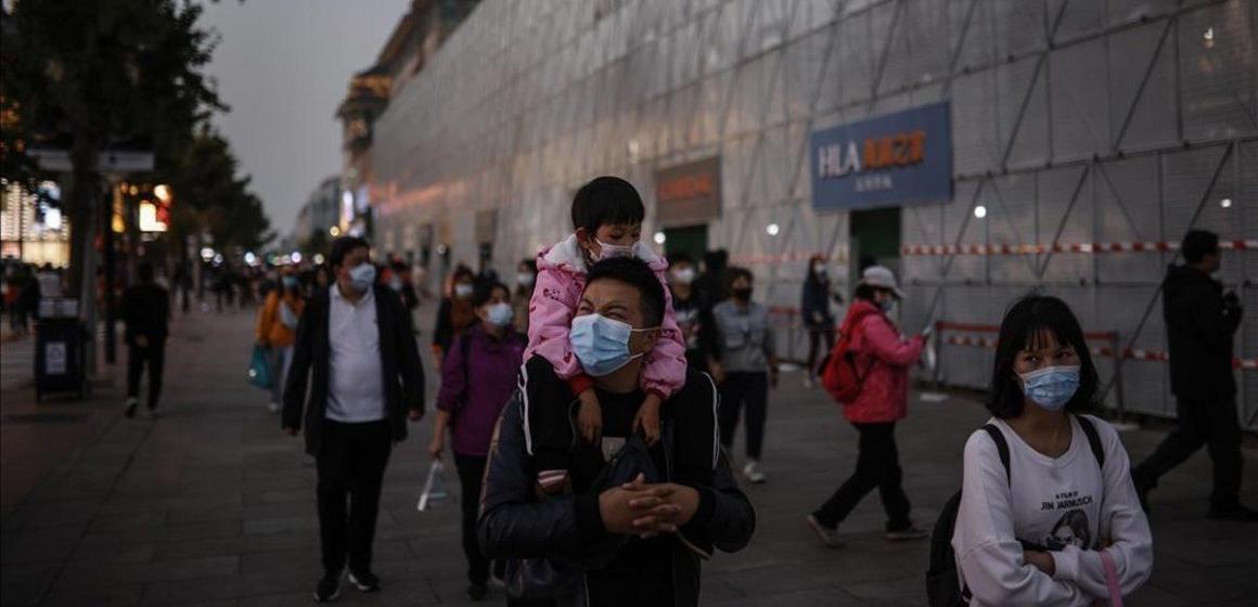 China confina a 11 millones de personas por nuevos casos de contagios