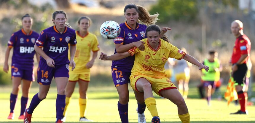 W-League: Adelaide United se impuso a Perth Glory por 1-0 con gol de Emily Condon