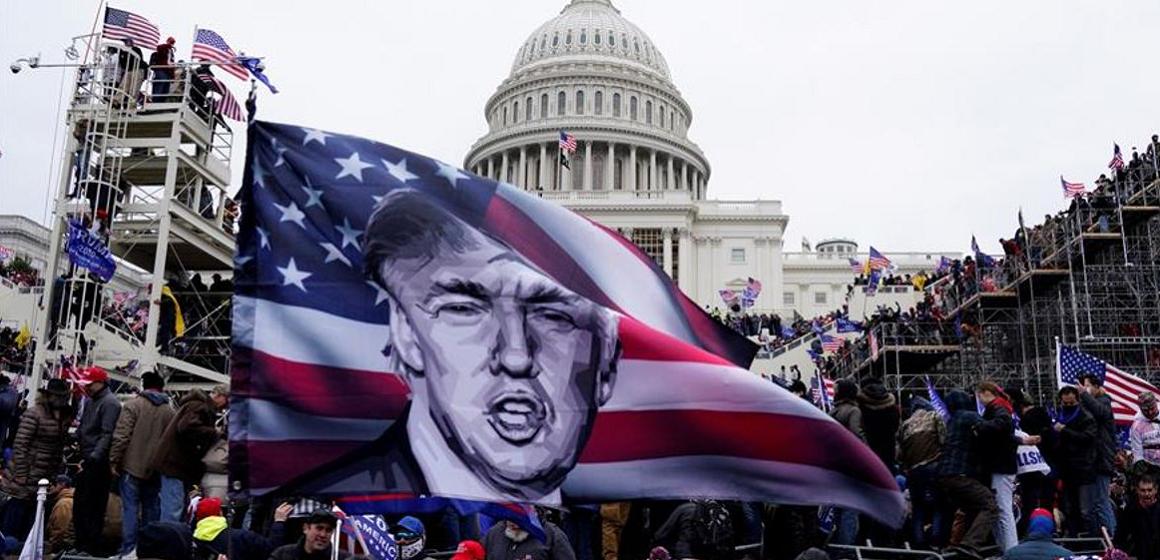 Facebook, Twitter e Instagram bloquean las cuentas de Donald Trump tras el asalto al Capitolio