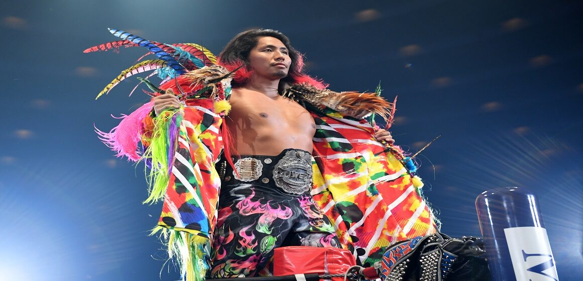 Hiromu Takahashi se coronó nuevo Campeón Peso Pesado Junior IWGP de NJPW