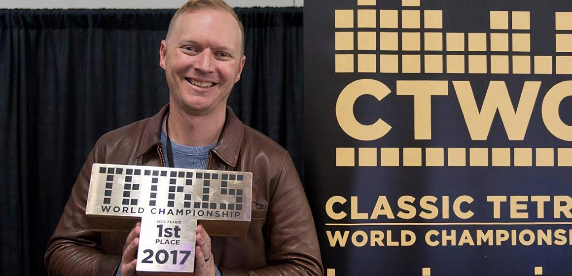Fallece Jonas Neubauer, el 7 veces campeón mundial de Tetris