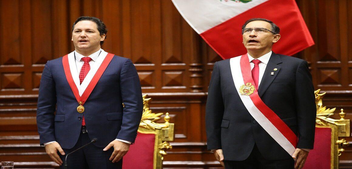 """Martín Vizcarra sobre Daniel Salaverry: """"De mi parte nunca hubo un odio"""""""