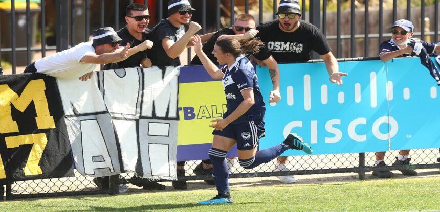 W-League: Melbourne Victory ganó el derbi de Melbourne con goleada de escándalo