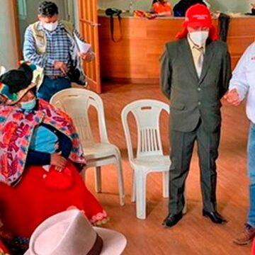 Minem reinicia dialogo entre los pobladores de Chumbivilcas y la empresa Hudbay Minerals a fin de evitar conflictos