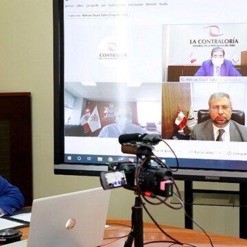 Contraloría realizará servicios de control vinculados a Elecciones Generales 2021