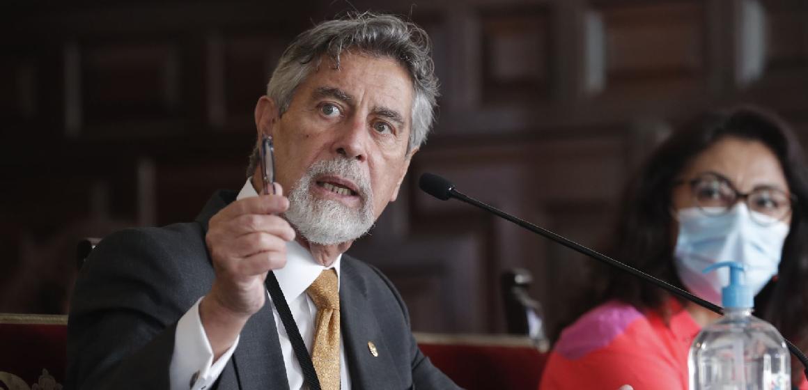 Francisco Sagasti implementa nuevas medidas sobre el toque de queda en Perú
