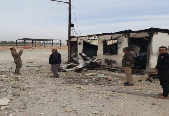 Bombardeo israelí en Siria dejó al menos 57 personas muertas