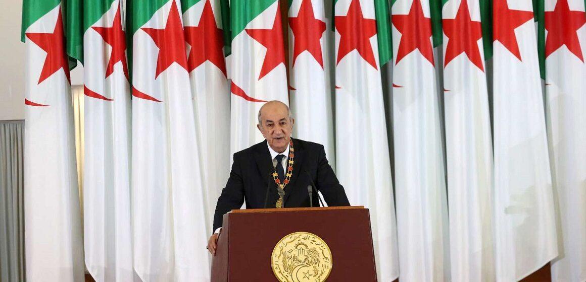 Presidente argelino disolvió el parlamento y convocó elecciones anticipadas