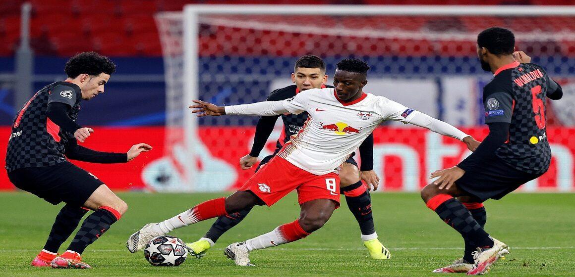 Champions League: Liverpool se impuso por 0-2 a RB Leipzig en su visita a Budapest