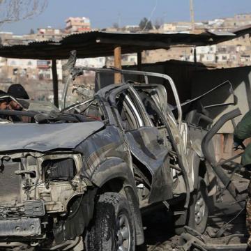 Al menos 21 muertos dejó atentado con coche bomba en Afganistán