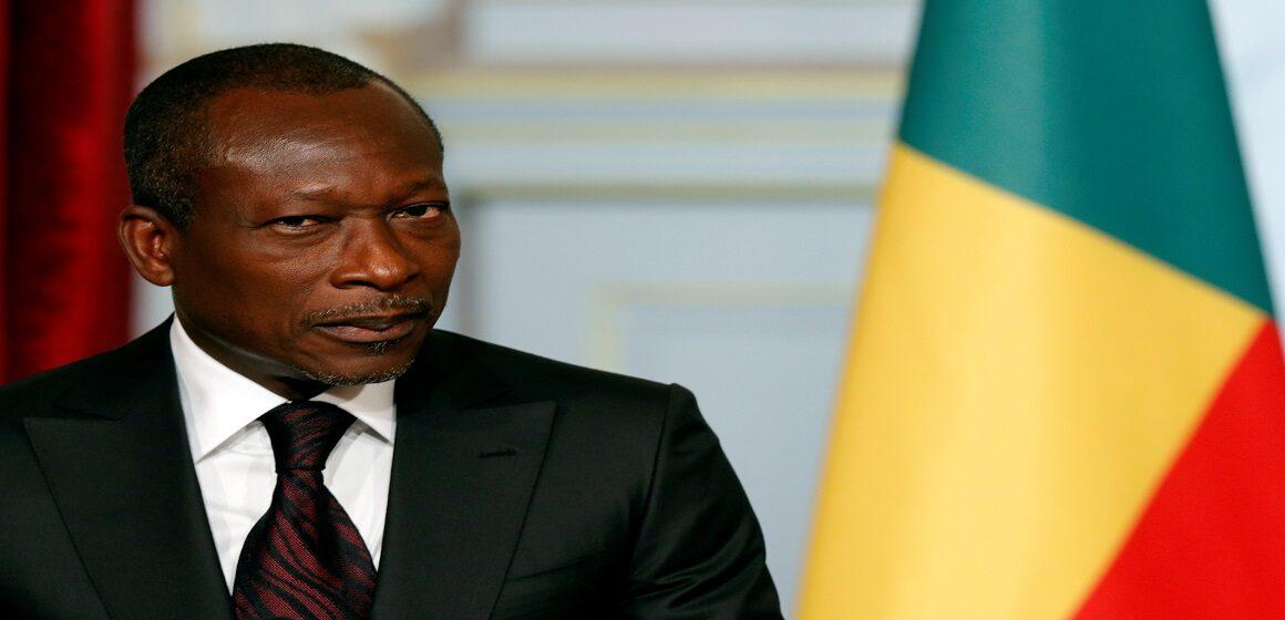 Patrice Talon fue reelegido por primera vez consecutiva como presidente de Benín