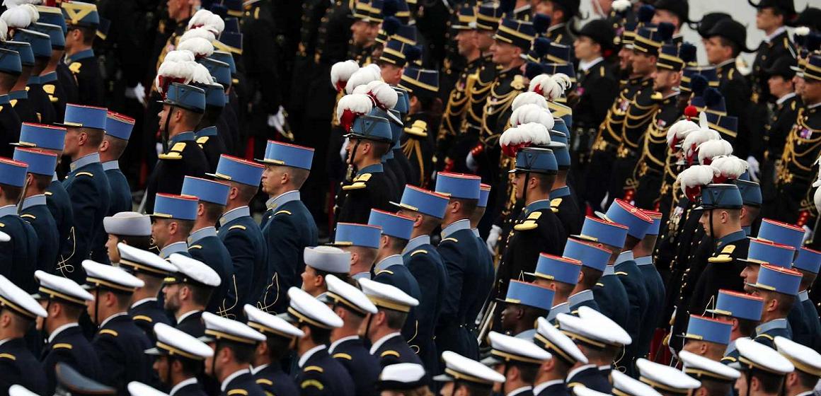 Generales franceses retirados piden un Gobierno militar en el país