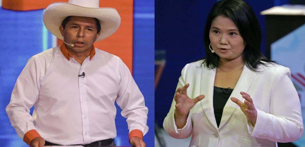 RPP organizará primer debate presidencial de Pedro Castillo y Keiko Fujimori en Chota