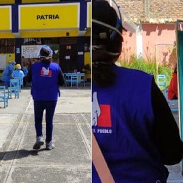 Defensoría del Pueblo solicita difusión de  campaña de vacunación en Huancavelica