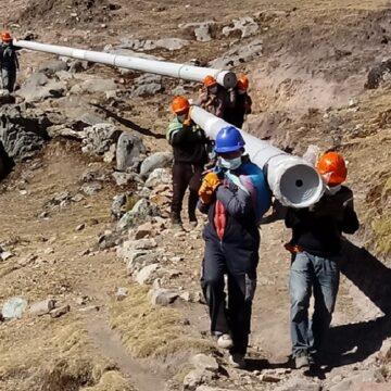 Provincia de Canchis en Cusco fue beneficiado con Instalación del Sistema Eléctrico Rural