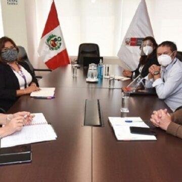 Titular del Midis elaboraron la primera agenda territorial de protección social sobre Chincheros