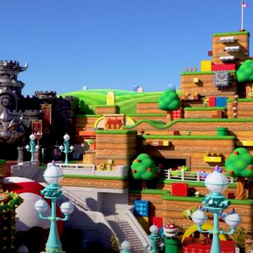 Super Nintendo World cierra temporalmente en Japón
