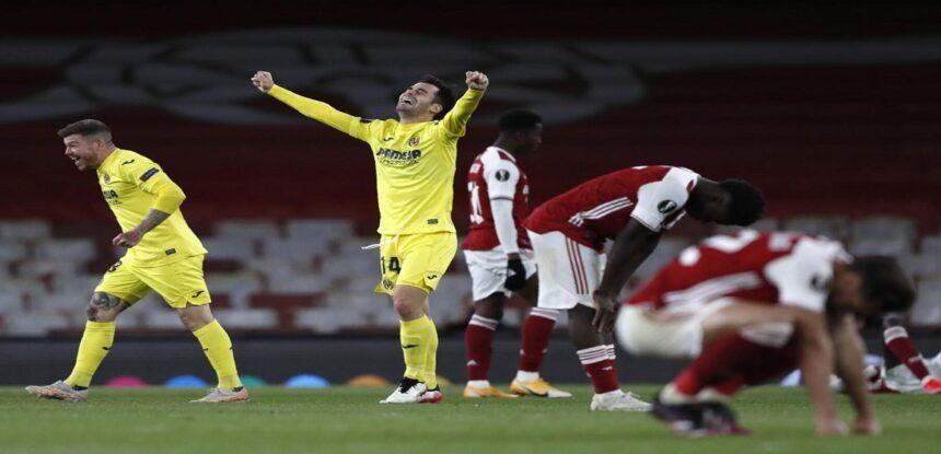 Villarreal eliminó al Arsenal y jugará la final de la Europa League con Manchester United