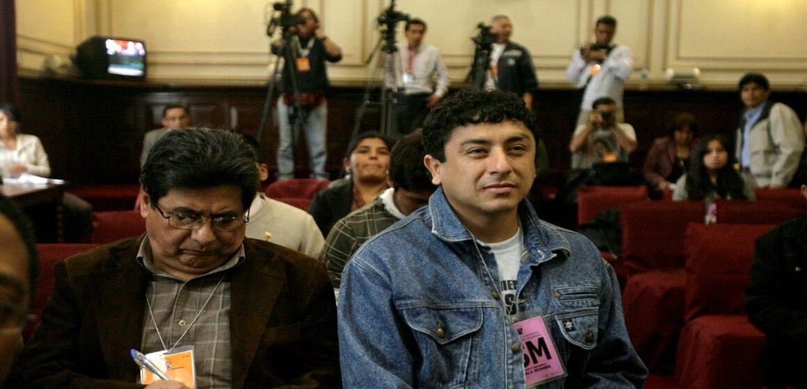 Guillermo Bermejo fue intervenido por la policía en hotel de Huánuco