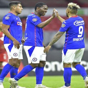 Cruz Azul de Juan Reynoso avanzó a semifinales de la Liga de Campeones de la CONCACAF