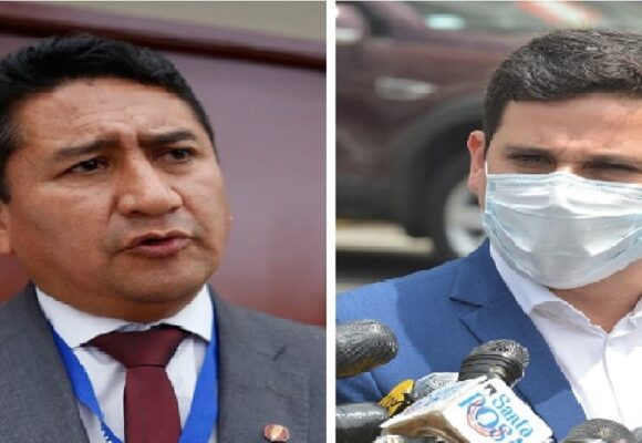Madre de Vladimir Cerrón denunció a congresista César Combina por difamación