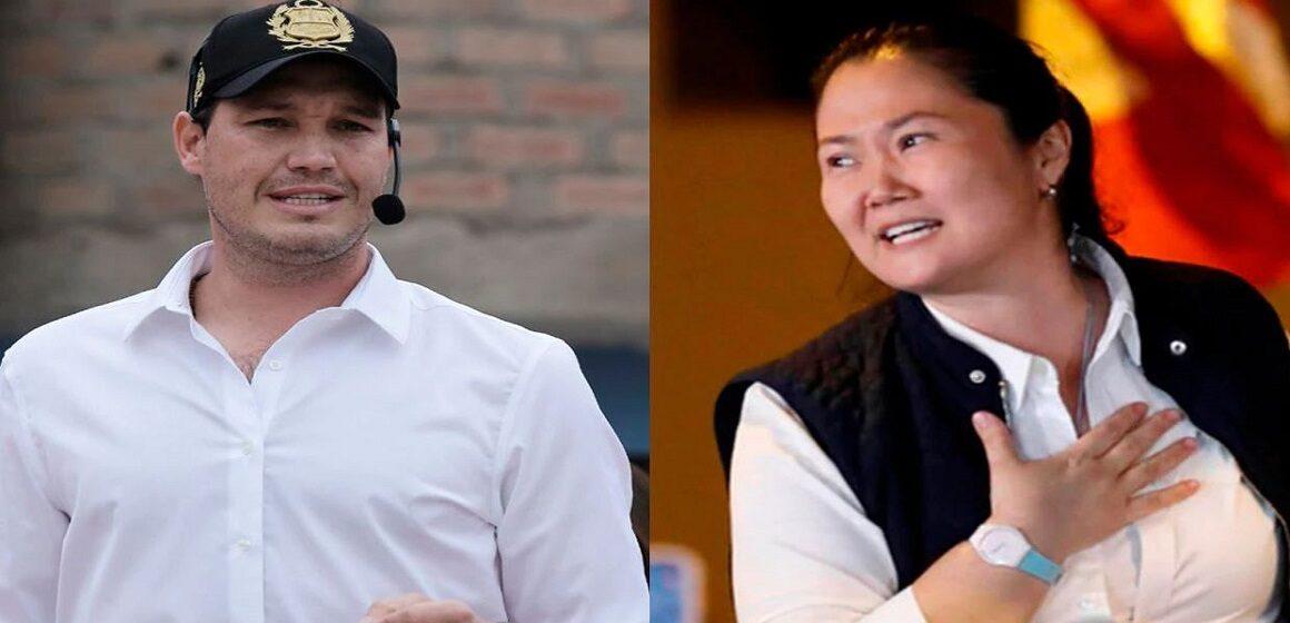 George Forsyth apoyará a Keiko Fujimori en segunda vuelta