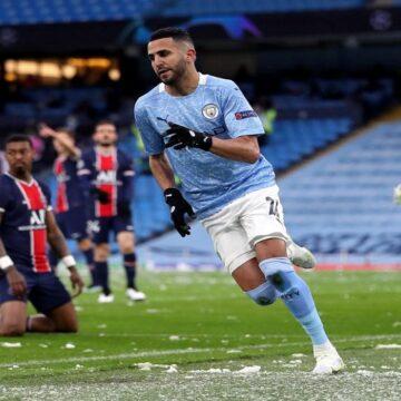 Manchester City clasificó a la final de la Champions League por primera vez en su historia