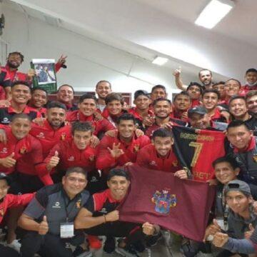 FBC Melgar consiguió triunfo histórico tras vencer a Athletico Paranaense por 1-0