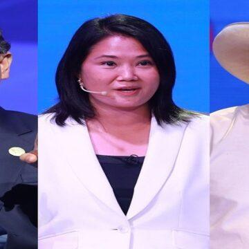 """Martín Vizcarra sobre Pedro Castillo y Keiko Fujimori: """"Se han dedicado a insultarse mutuamente"""""""