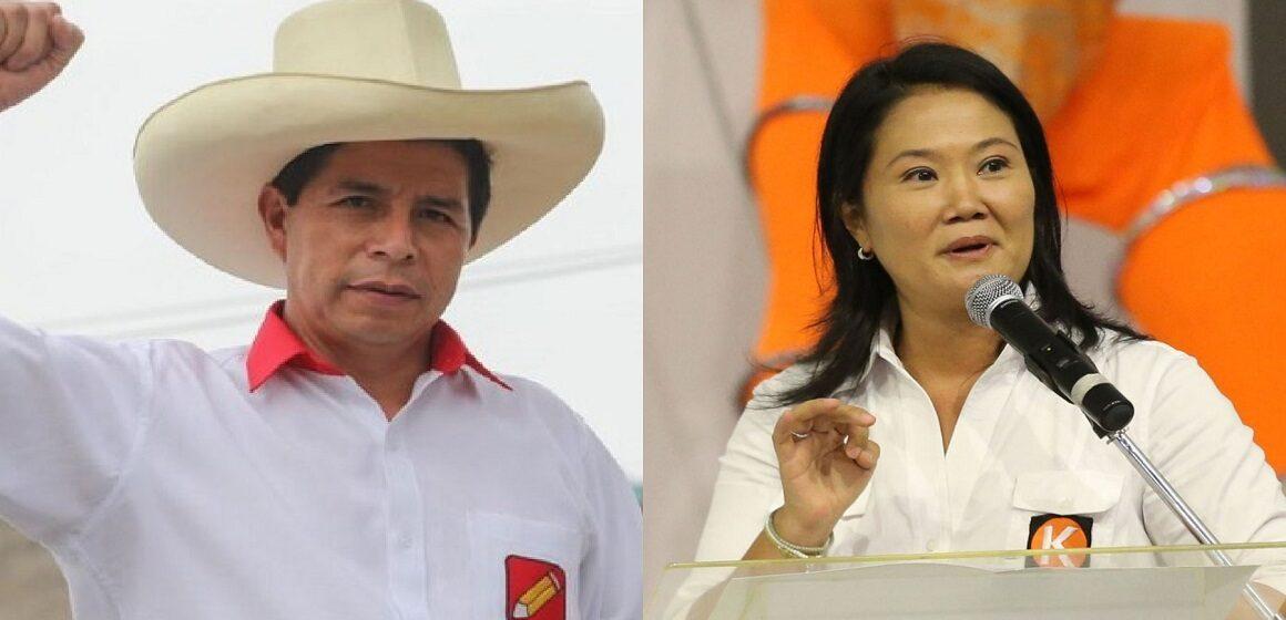 """Pedro Castillo sobre Keiko Fujimori: """"Si dice ser honrada, diga a su bancada que se baje el sueldo"""""""