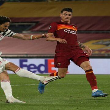Manchester United clasificó a la final de la Europa League pese a perder 3-2 con Roma