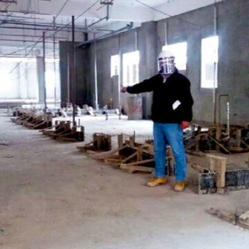 Inician construcción de planta de oxígeno en Villa Rica en Pasco