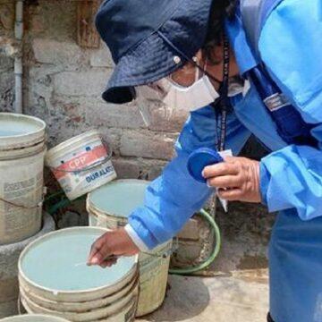 Minsa intervino más de 5000 viviendas en Lima sur para identificar posibles focos de transmisión de dengue
