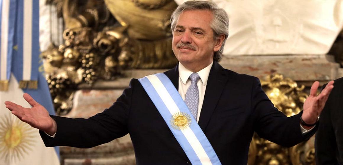 Alberto Fernández afirma que los mexicanos vienen de los indios y los brasileños de la selva