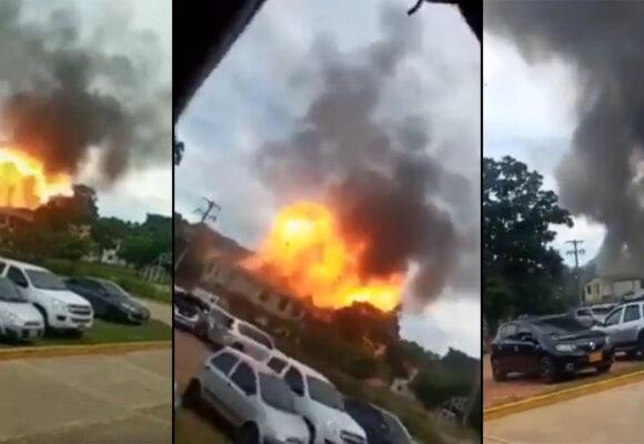 Colombia: atentado con coche bomba dentro de base militar deja decenas de heridos