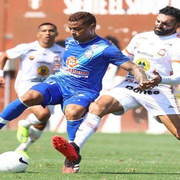 Ayacucho avanzó a los cuartos de final tras eliminar por penales a Alianza Atlético por 4-3