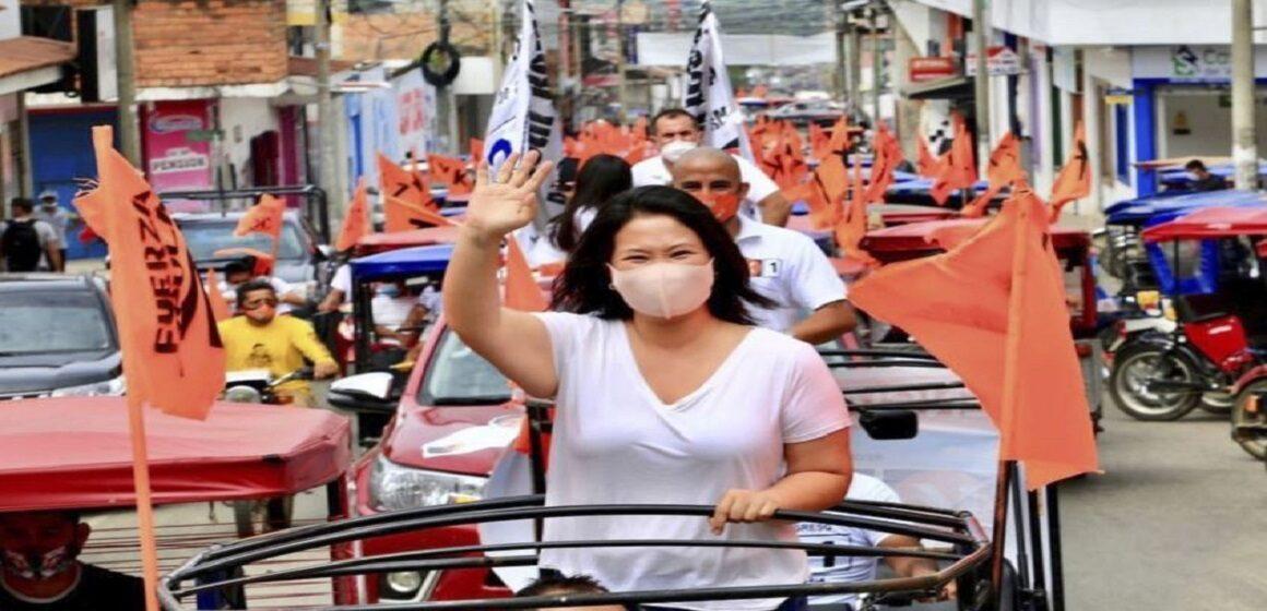 Cajatambo al 100%: Keiko Fujimori venció con casi el 55% de los votos