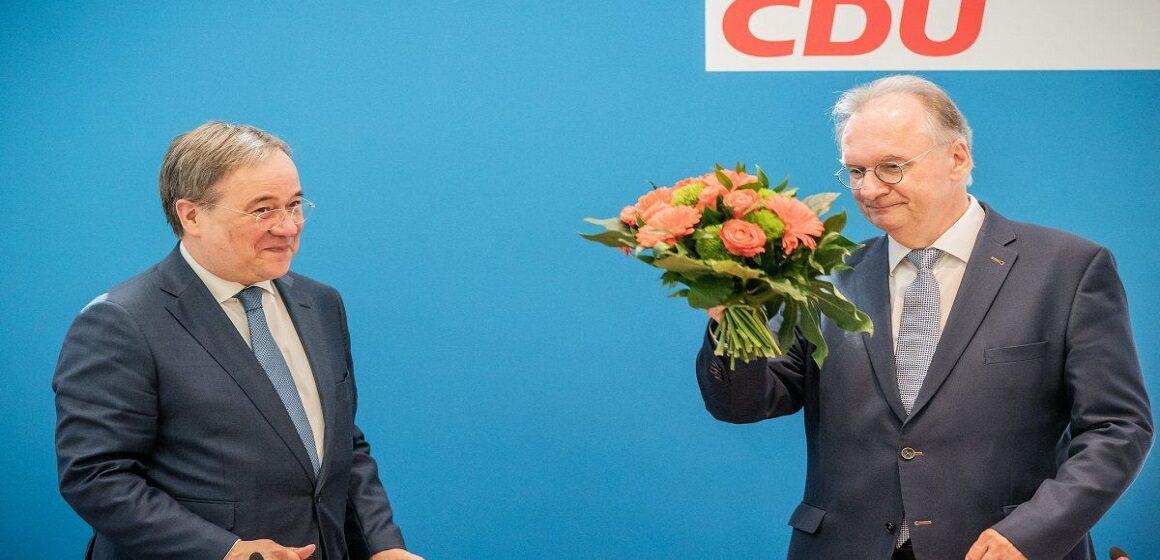 CDU arrasó en las elecciones estatales de Sajonia-Anhalt previo a las federales de setiembre