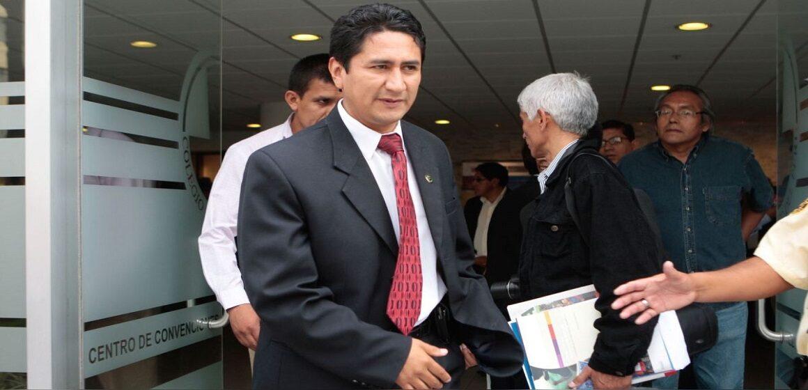 Poder Judicial declaró fundado en parte hábeas corpus a favor de Vladimir Cerrón